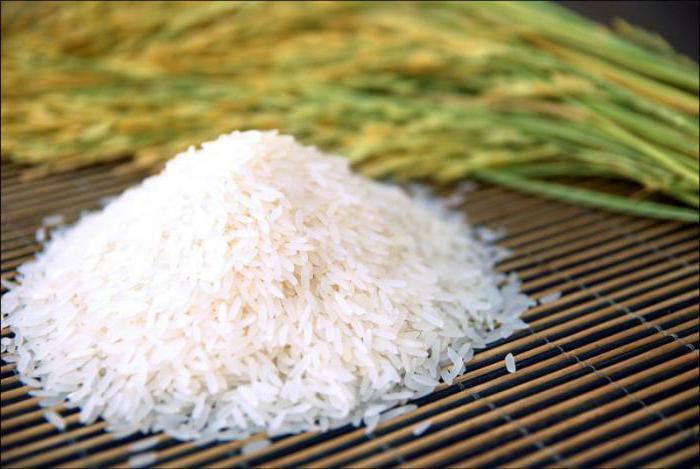 Beneficios para la salud del arroz jazmín