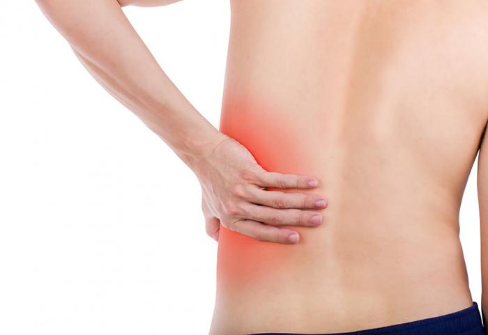 Causas de dolor en el lado izquierdo del abdomen