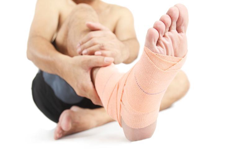 Cuál es el tiempo de recuperación para los tobillos torcidos