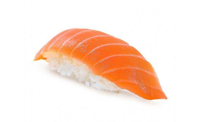 Cuántas calorías en salmón
