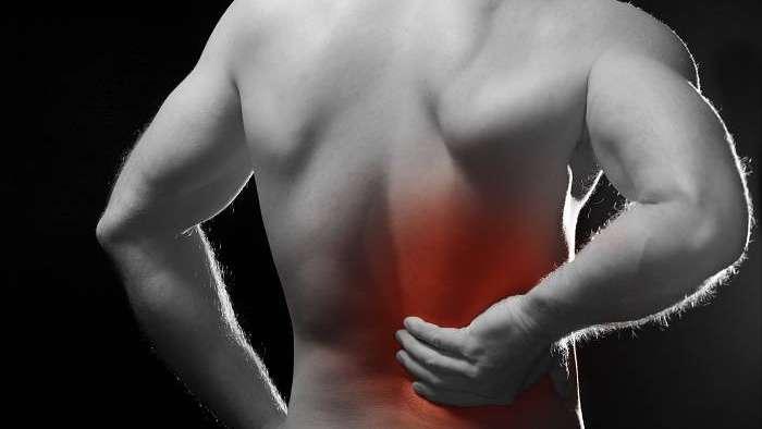 Dolor de espalda derecho