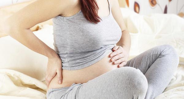 Dolores pélvicos durante el embarazo