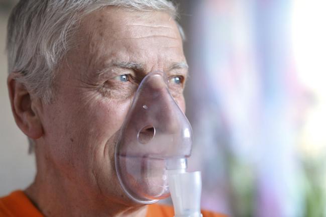 Enfermedad pulmonar en adultos mayores