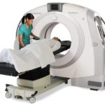Escaneo de tomografía computarizada