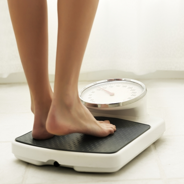 Pérdida de peso con plan de dieta de helado