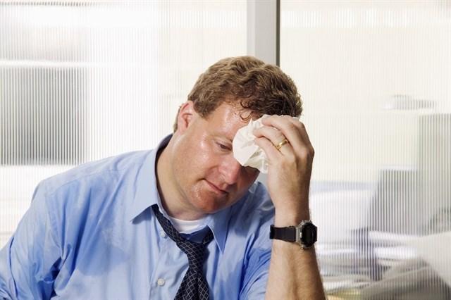 Tratamiento sudor excesivo de la cabeza