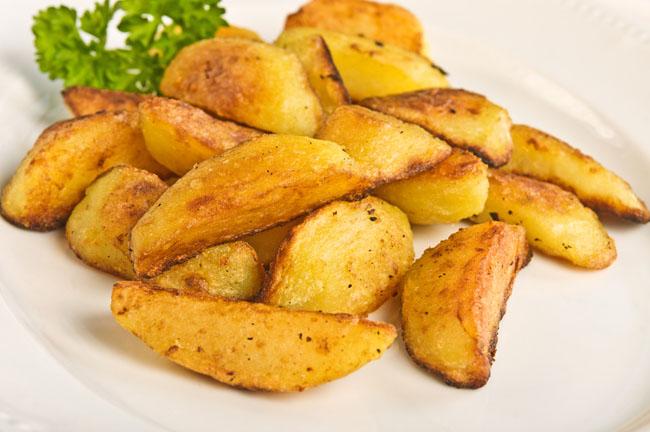 ene papa con gluten clásico batatas patatas fritas