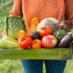 Lista de verduras con almidón