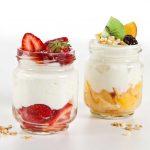 ¿El yogur tiene fibra?