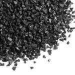 Carbón activado para gas