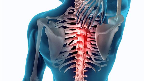 Dolor en la parte posterior de la costilla síntomas y..