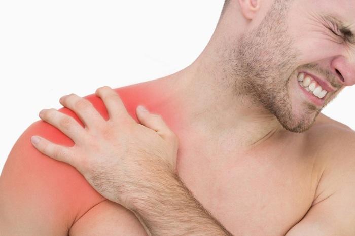 dolor de hombro derecho
