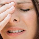 Dolor detrás del ojo izquierdo
