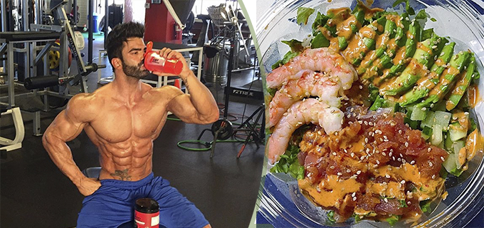 comer-entrenar-ganar-musculo
