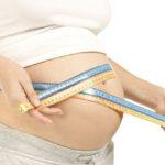 Aumento de peso durante el embaraz ¿qué es normal para usted?