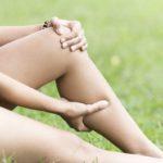 Hinchazón de la pierna izquierda