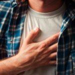El pecho duele al tomar una respiración profunda