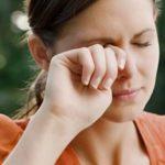 Causas de la visión borrosa después de comer
