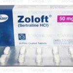 Efecto secundario común de Zoloft que debes saber