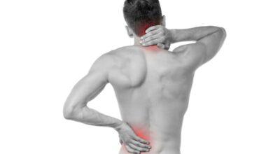 dolor en los pulmones y la espalda