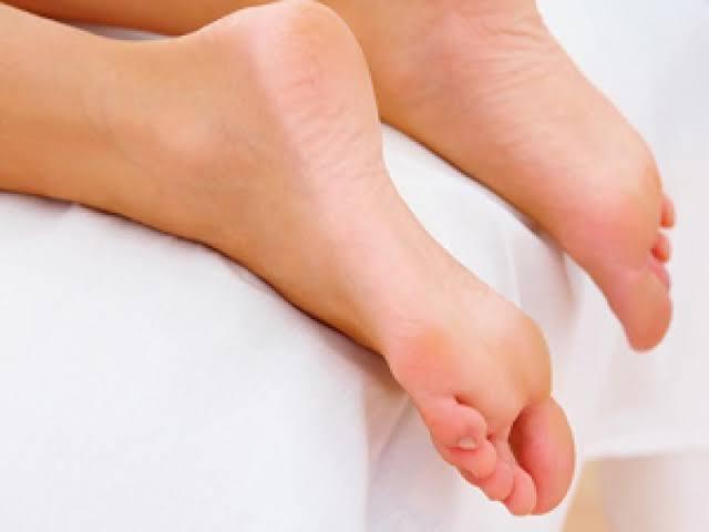 dedos de los pies siempre frio