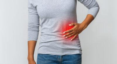 dolor en el lado izquierdo del abdomen